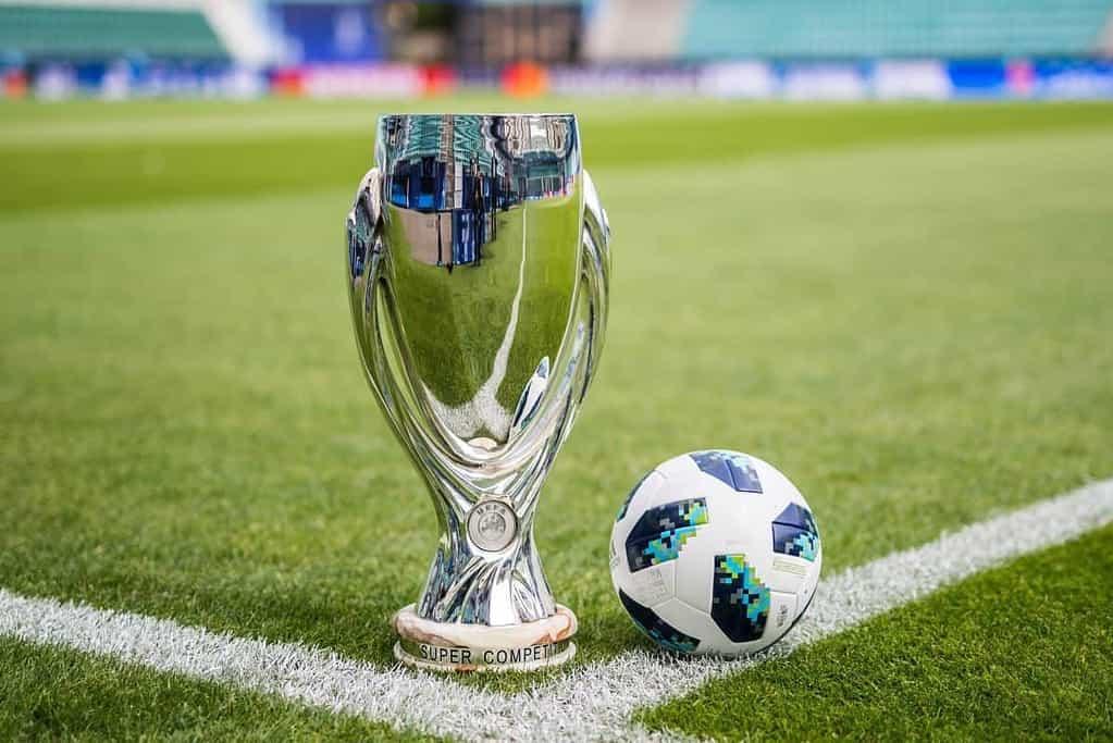 ซื้อตั๋วดูบอล UEFA SUPER CUP 2019