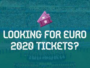 ซื้อตั๋วบอล ยูโร 2020 3