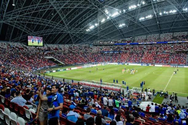ไปดูบอลที่สิงคโปร์ สเปอร์ส ยูเวนตุส