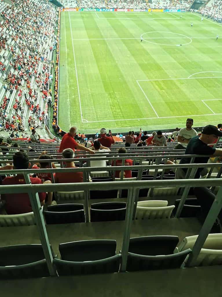ไปดูบอล ลิเวอร์พูล เชลซี uefa super cup