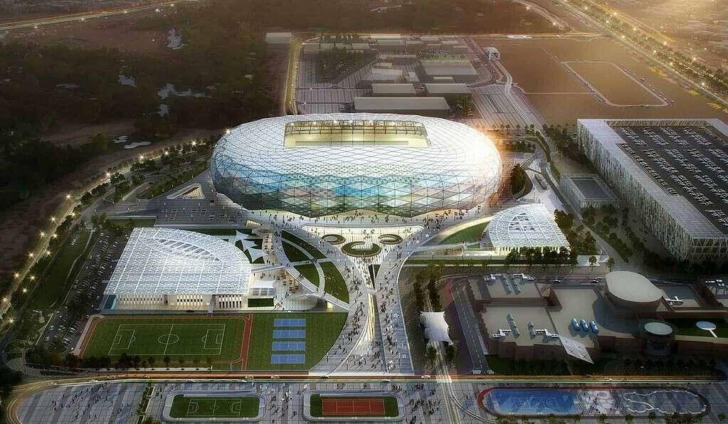 สนาม education city stadium กาตาร์