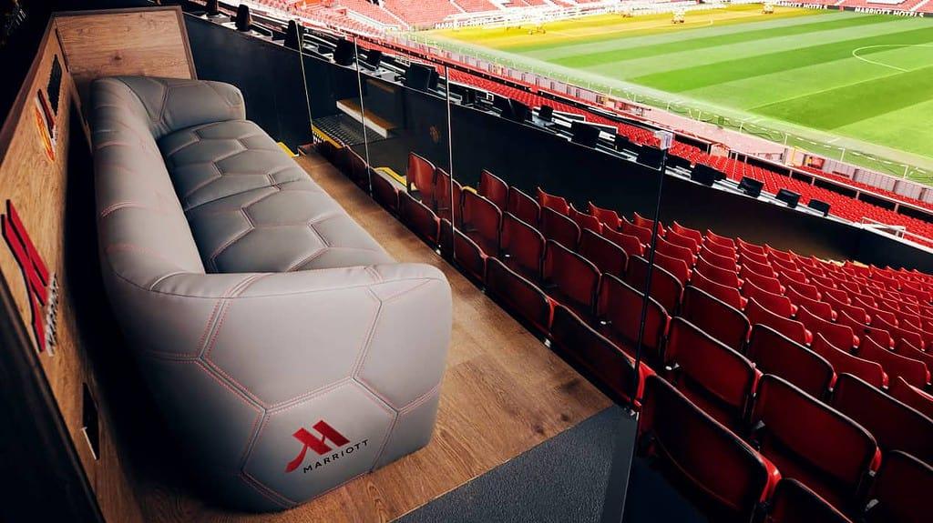 ที่นั่งแห่งความฝัน seat of dreams แมนเชสเตอร์ ยูไนเต็ด