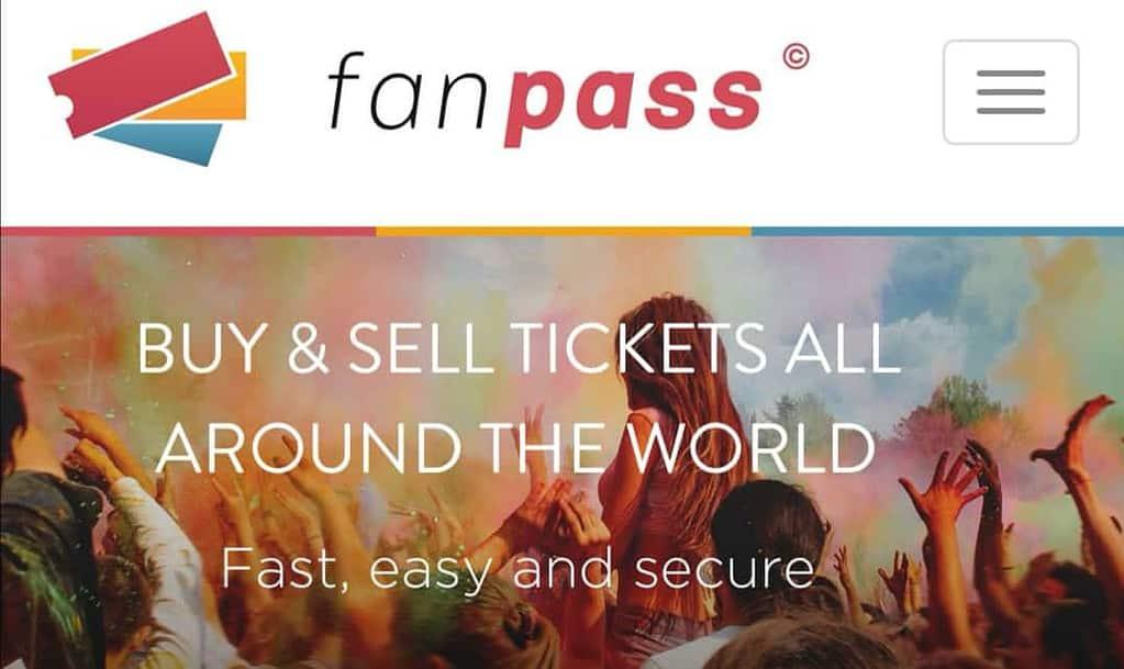 รีวิว เว็บไซต์ fanpass ซื้อตั๋วไปดูบอล