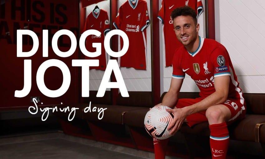 Diogo Jota Liverpool