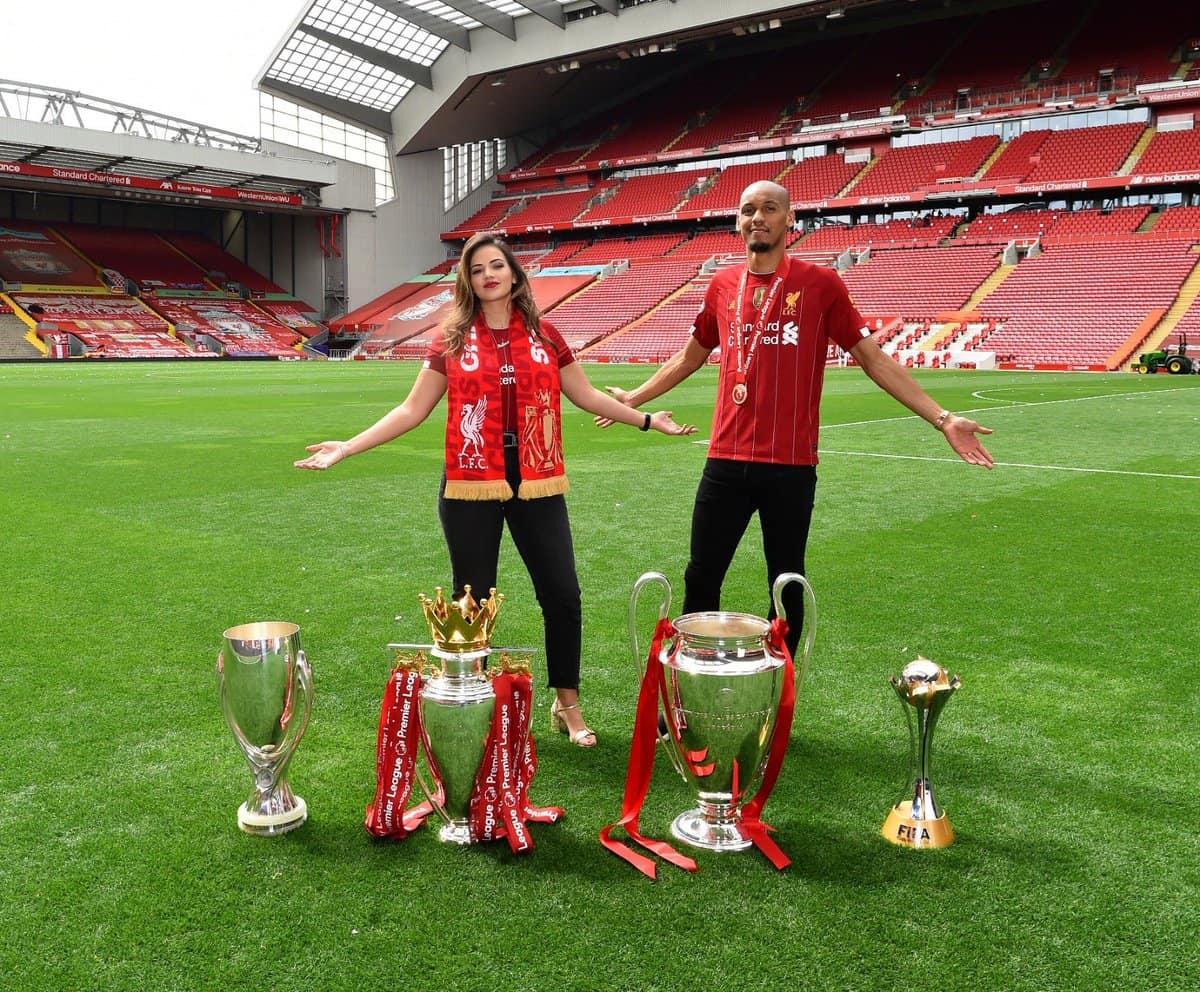 Rebecca Fabinho Liverpool