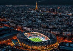 ไปดูเมสซี่ที่ปารีส ฝรั่งเศส