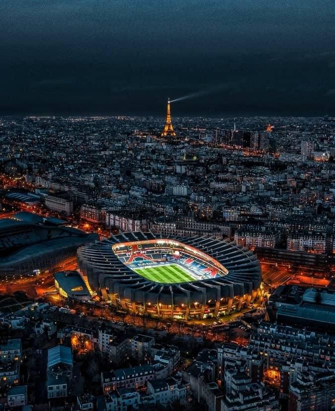 ไปดูบอลปารีส